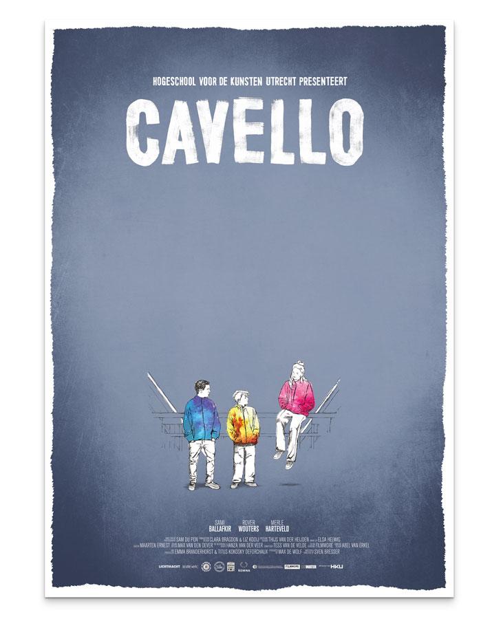 Cavello Abel van Erkel