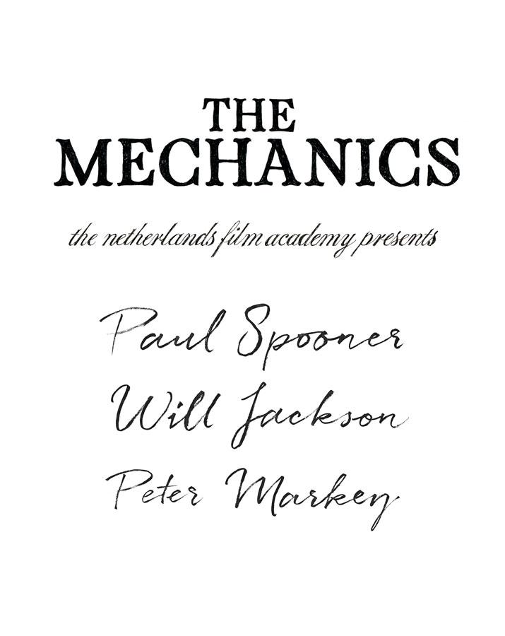 The Mechanics Type Deisgn