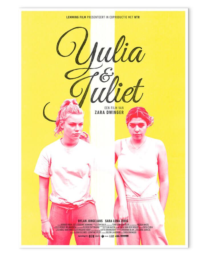 Yulia en Juliet Poster Zara Dwinger
