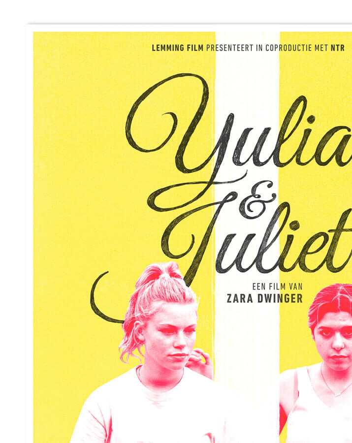 Yulia en Juliet Detail