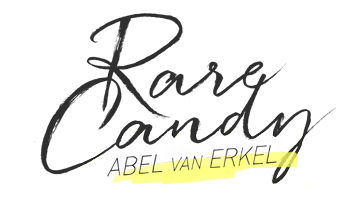 7d165e2308 Rare Candy - Abel van Erkel - Graphic Designer Amsterdam