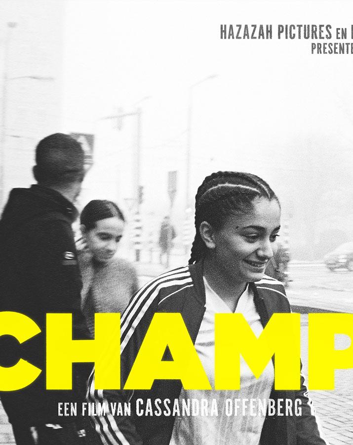 CHAMP (2019) Poster