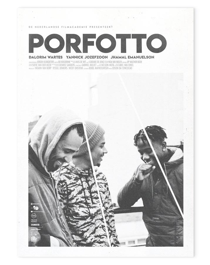 PORFOTTO (2019) poster