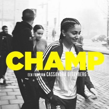 Champ - Film - Poster ontwerp: Abel van Erkel