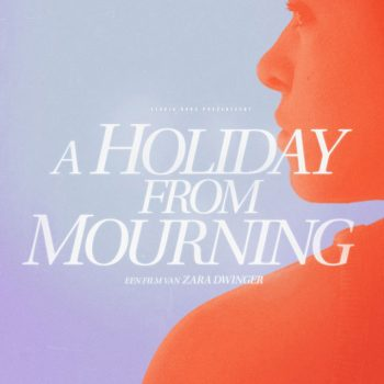Poster Design A HOLIDAY FROM MOURNING
