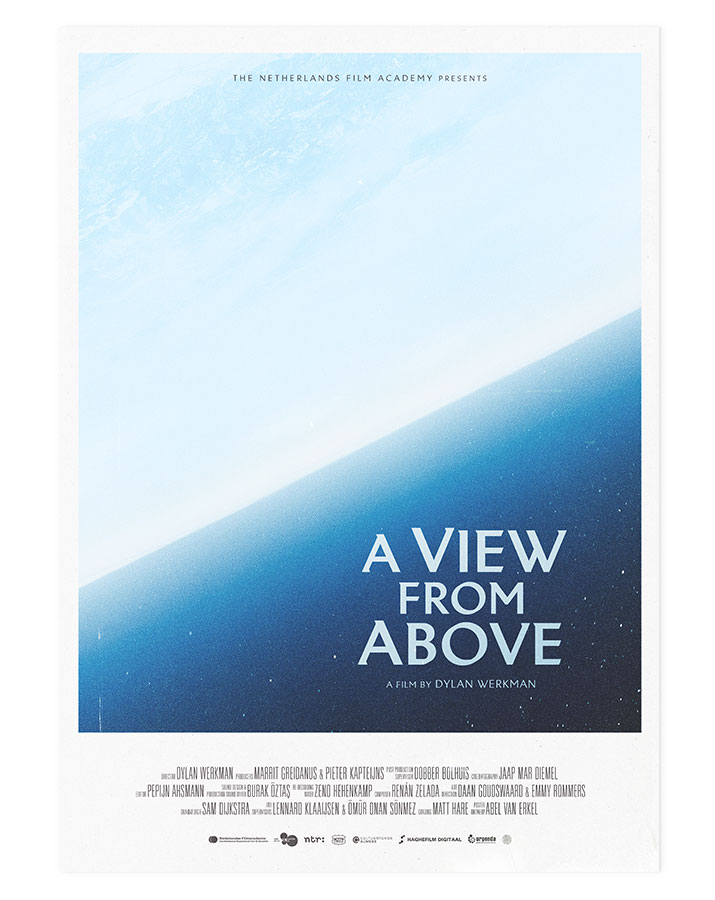 A View from Above (Filmposter)