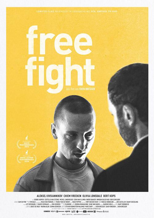 Free Fight Sven Bresser