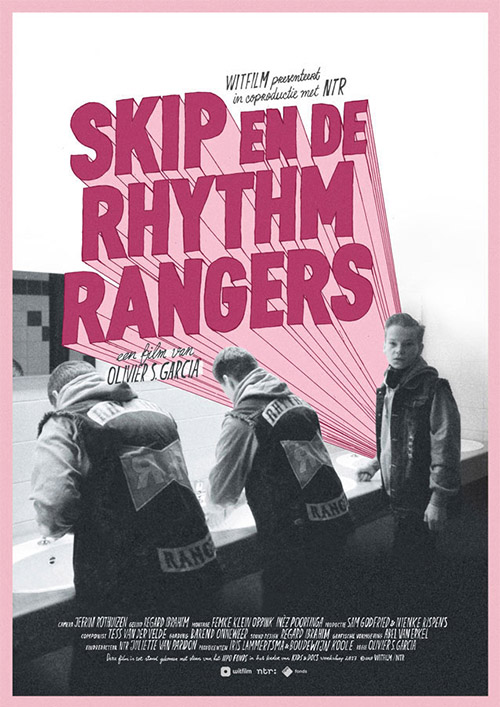 Skip en de Rhythm Rangers Filmposter