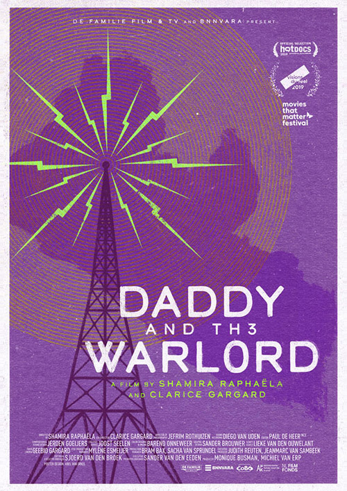 Daddy and the Warlord Movie Poster