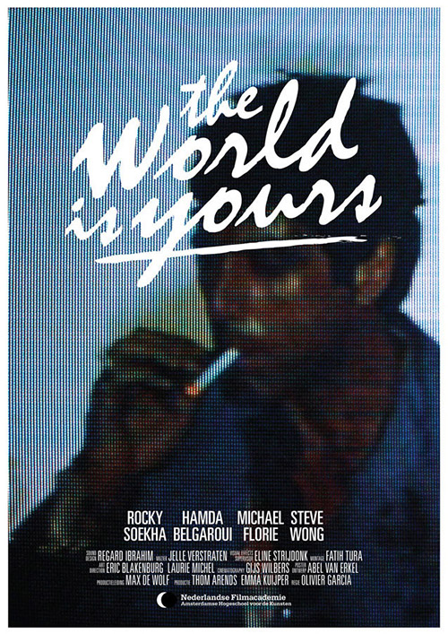 The world is yours Movie Poster