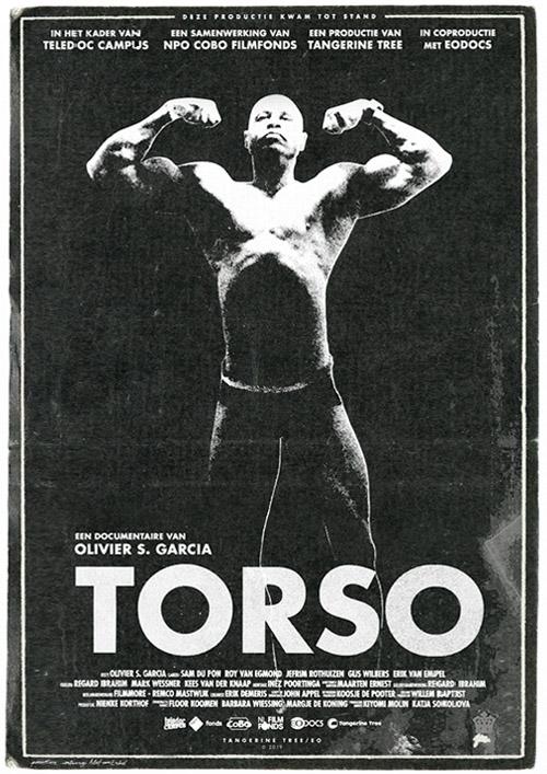 Torso Filmposter